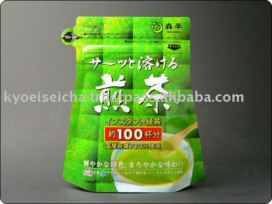 "Japanese Instant Green tea  Powder ""MORIHAN"""