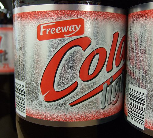 cola freeway soft drinks