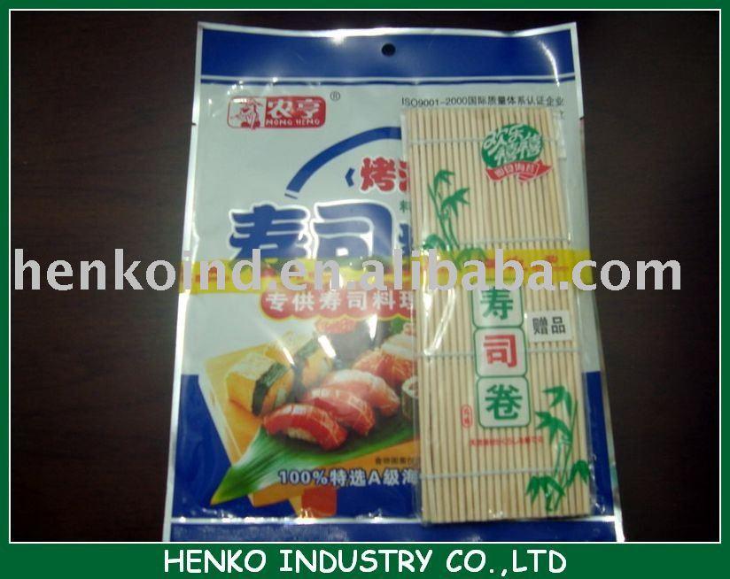 Sushi's snack seaweed