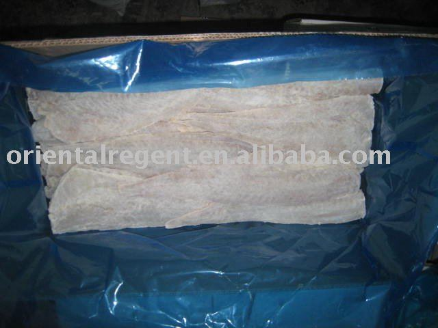 dried salted fish pollock fillet