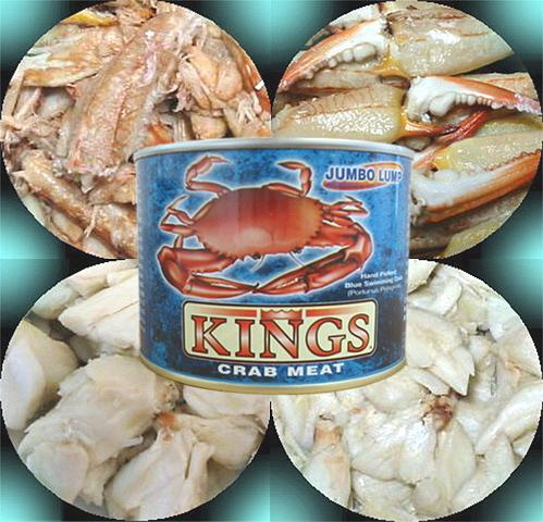 King Crab Meat Kings Crab Meat