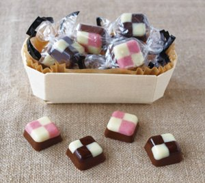 Panache Strawberry And White Milk Chocolate
