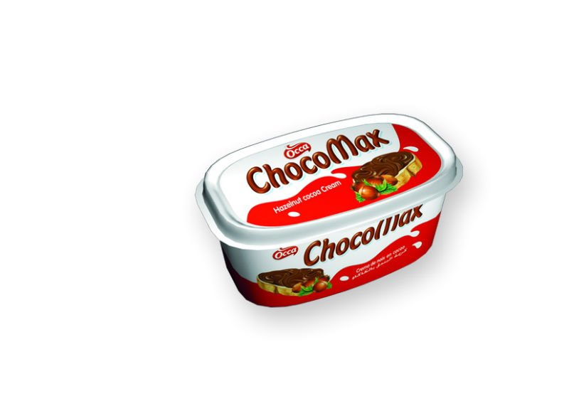 OCCA CHOCOMAX CREAM CHOCOLATE IN BOWL