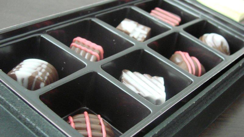 Mofarma Handmade Chocolate box