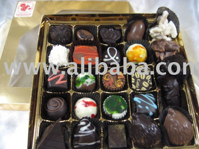 Handmade All Natural Chocolates