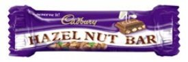 Cadbury Dairy Milk Hazel Nut Bars Chocolate