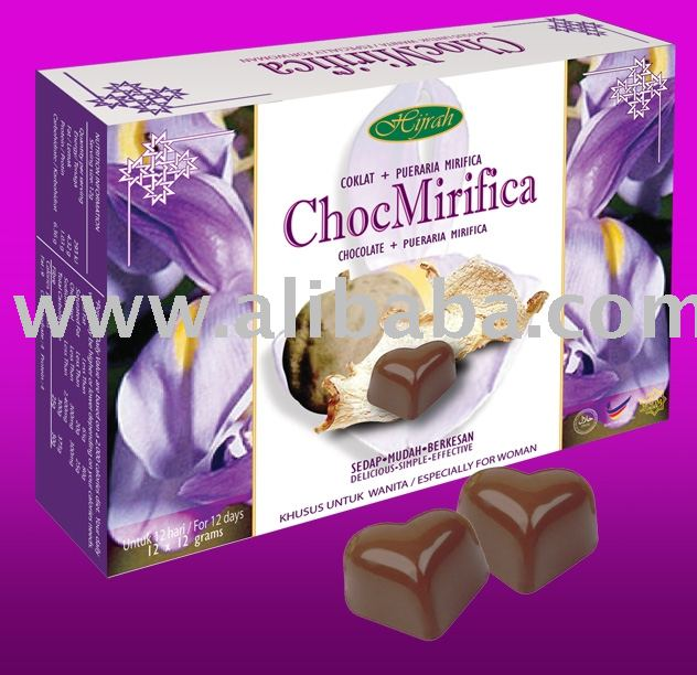 Choc Mirifica chocolate