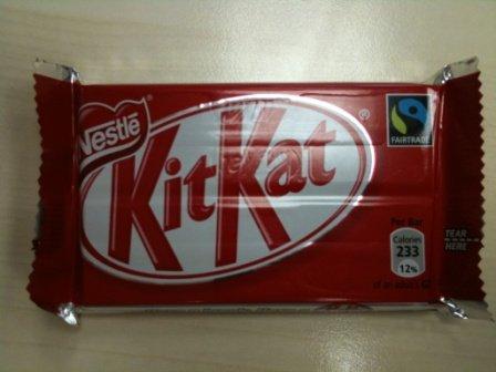 Kit Kat 4 Fingers - 45g