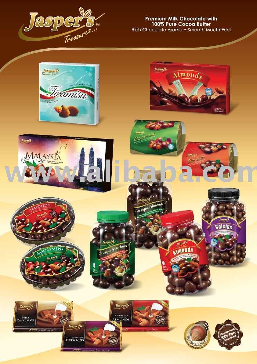 Jasper's Chocolates