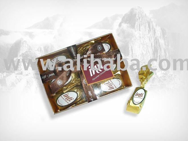 Inti Gourmet Chocotejas