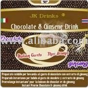 Chocolate & Ginseng Drink