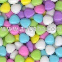 Sugar Coated Chocolate Hearts-Mini