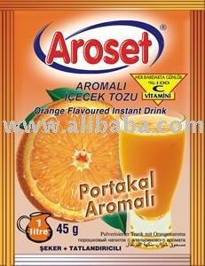 Flavoured Instant Drink Orange