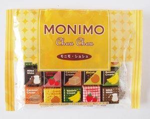 MONIMO ChouChou Milk Chocolate variety pack