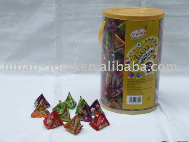 Triangle pack Dda Chocolate Beans