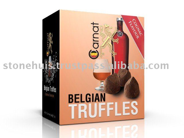 Belgian Cognac Truffles - Country Distributors Wanted