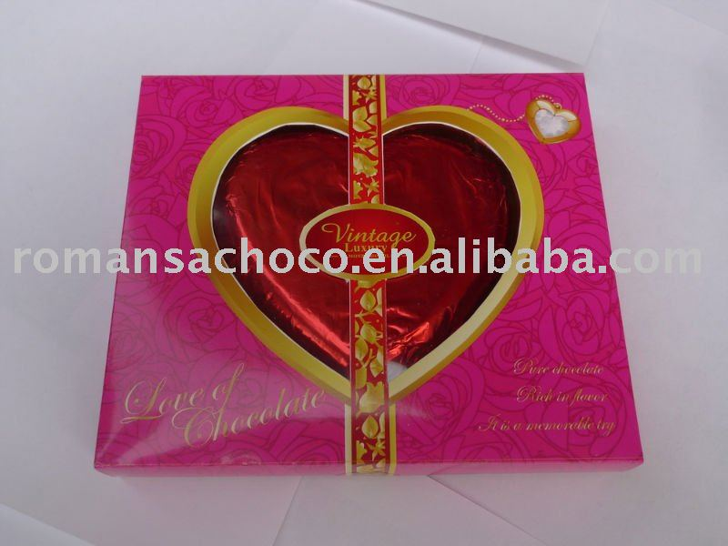 V-004 45g heart Chocolate