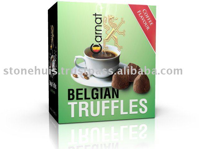 Belgian Coffee Truffles - Country Distributors Wanted