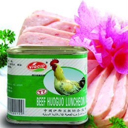 Chicken Luncheon Meat