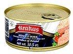CANNED MEAT  -Krakus Konserwa Turystyczna ( 10.5 oz )