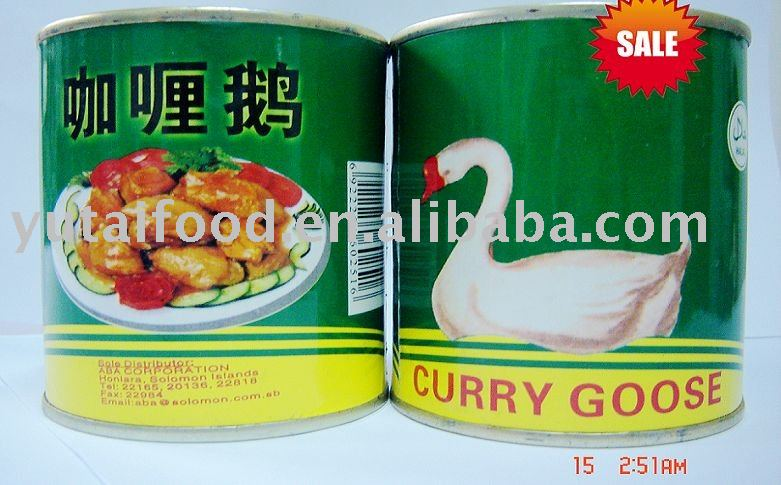 how to cook canned curry