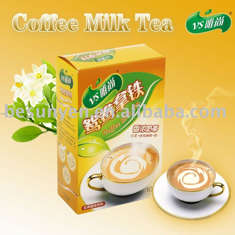 Coffeee Milk Tea Fragrant Tea Cafe Latte Products,China
