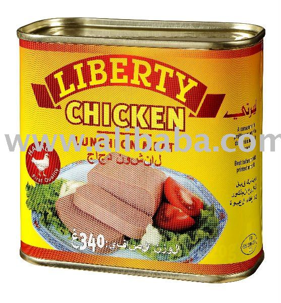 Halal Chicken Luncheon Meat