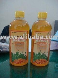 Syrup Mangga (Mango Syrup)