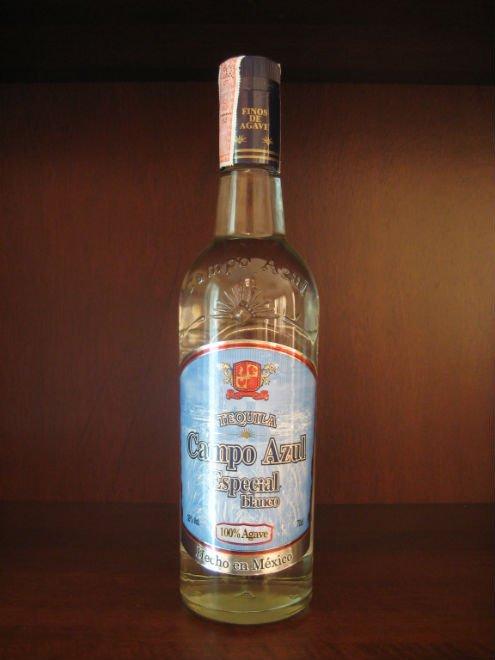 Campo Azul Tequila
