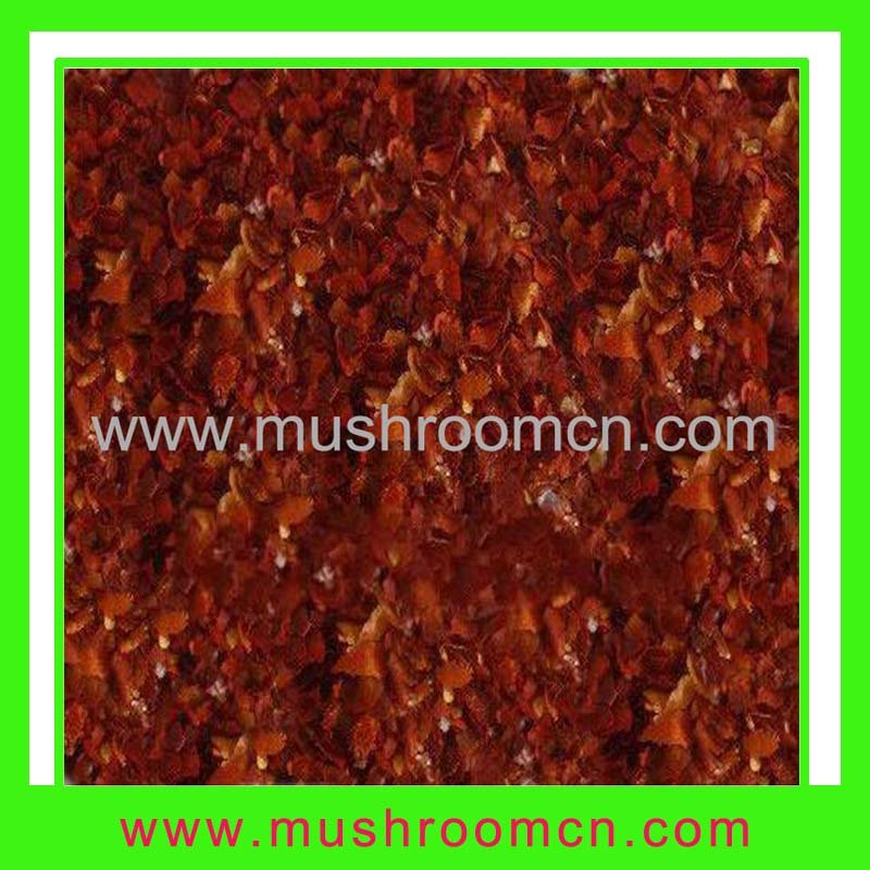 Dehydrated Red Pepper