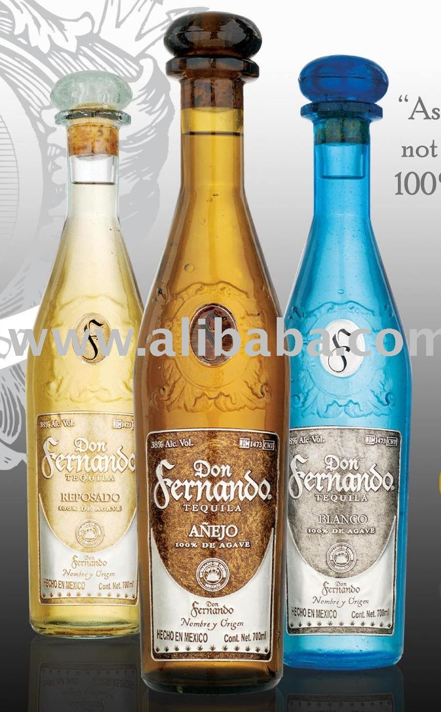 Tequila Don Fernando Products Mexico Tequila Don Fernando