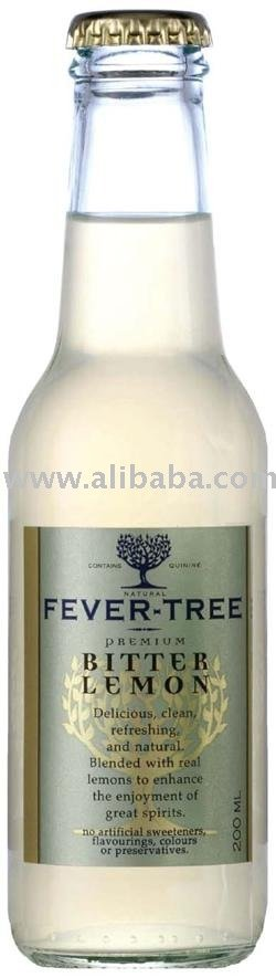 Fever-Tree Bitter Lemon Tequila