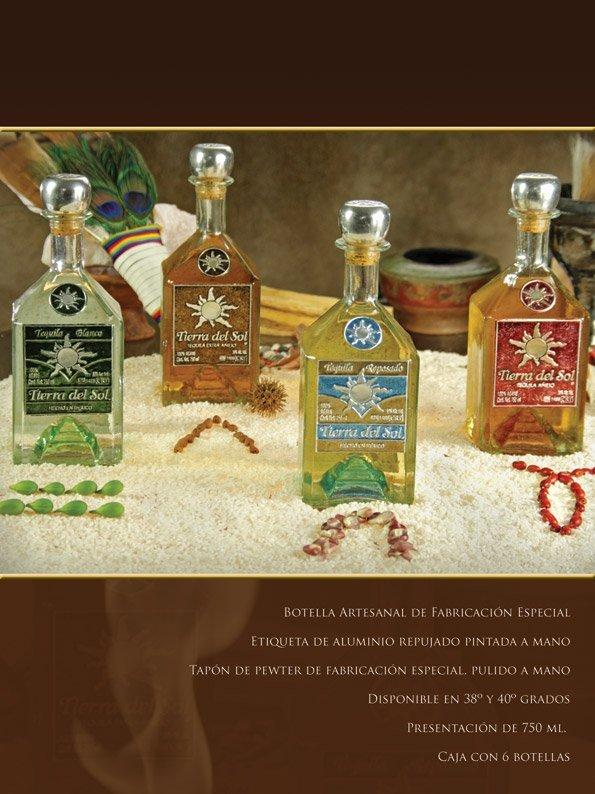 Tequila Tierra Del Sol