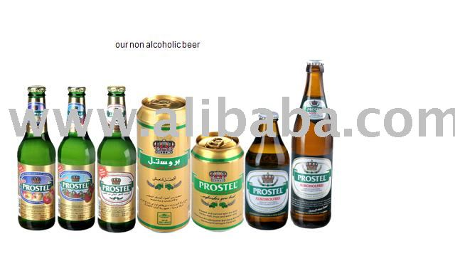 non alcoholic beer with halal certificate
