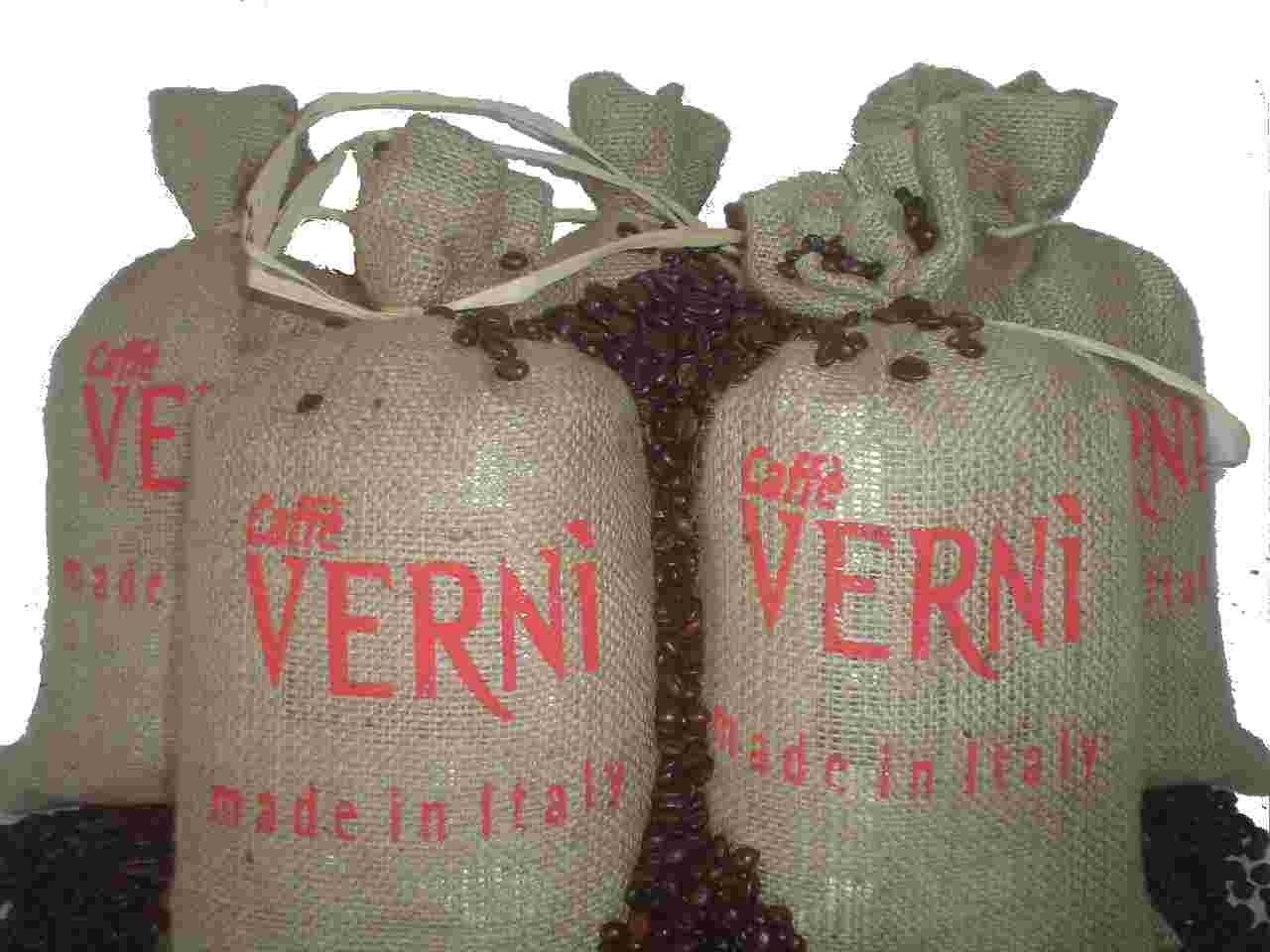 "Coffee beans ""Caffee Verni"" Made in Italy"