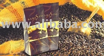 Baristo 100% Premium Roasted Coffee Beans