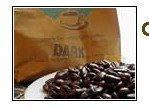 Graffeo Coffee Dark Blend 1lb Coffee bean