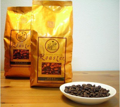 House Blend coffee beans