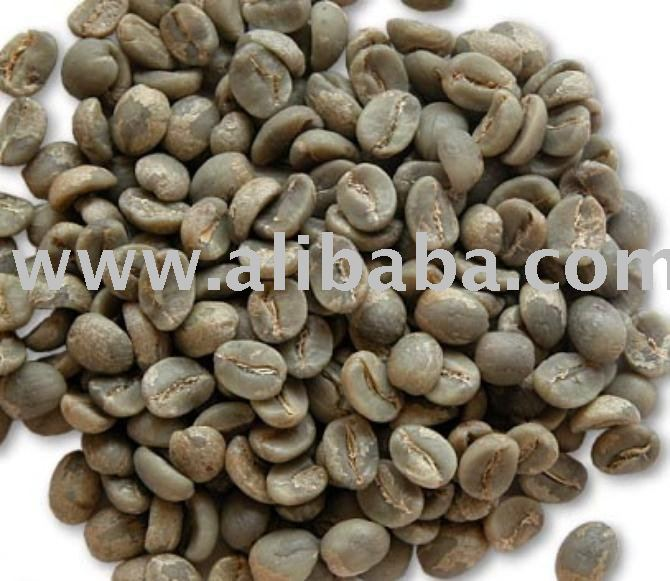 100% Colombian Arabica Green Coffee Beans