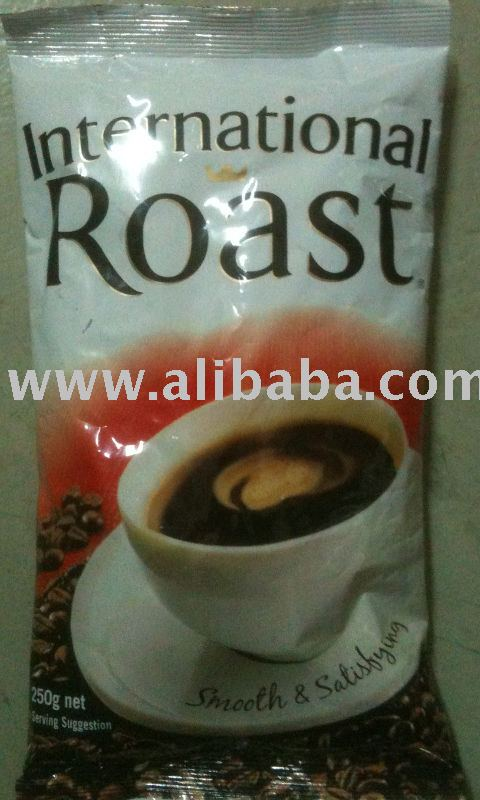 International Roast Coffee Beans
