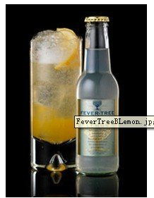 cocktails  Fever Tree Bitter Lemon 200ml-4pk