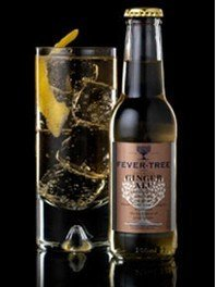 cocktails Fever Tree Ginger Ale 200ml