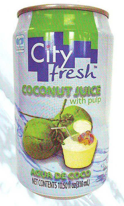 Cheap Coconut juice in cans