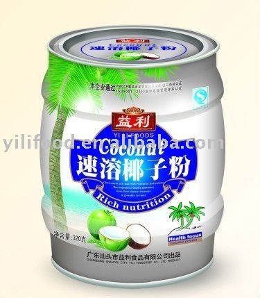 LY5423--The desiccated coconut milk powder