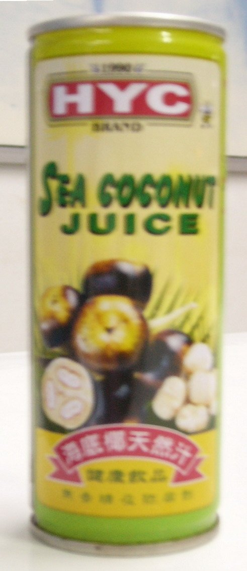 SEA  COCONUT  JUICE with PULP