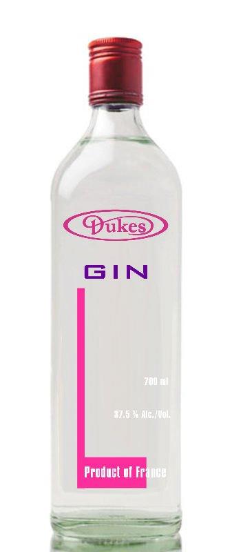 Dukes Classic Gin