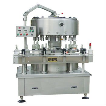 GFP-18 low-vacuum liquid filling machines
