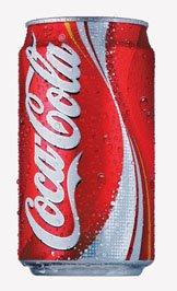 COCA COLA CAN 33CLX24