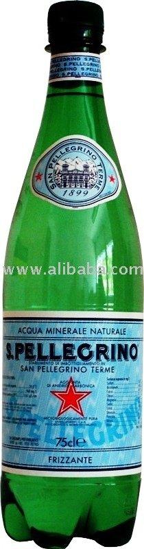 SAN PELLEGRINO WATER 50 cl & 75 cl soft drink