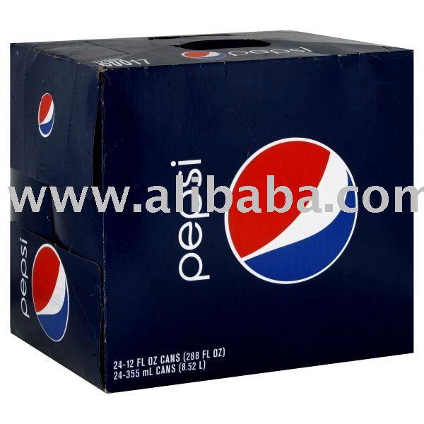 Pepsi Cola, 24 - 12 fl oz (355 ml) cans [288 fl oz (8.52 lt)
